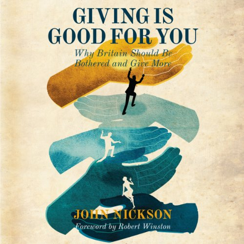Giving Is Good for You cover art