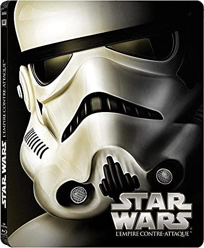Star Wars-Episode V : l'empire Contre-Attaque [Édition Limitée boîtier SteelBook]