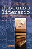 El analisis del discurso literario como herramienta didactica