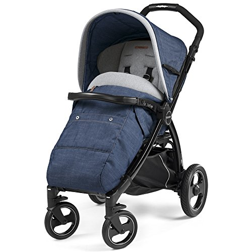 Peg Perego Book Poussette compacte Urban denim