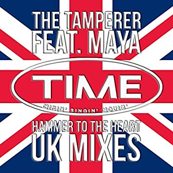 Hammer to the Heart (Uk Mixes)
