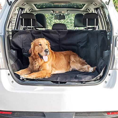 GERCAR Universeller Kofferraumschutz für jedes Auto - Haustiermatte Hundematte - 140 x 120 cm