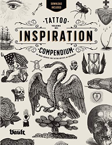 Compendio de inspiración para tatuajes: un archivo de imágenes para tatuadores y diseñadores