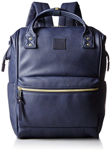 Backpack, M, Thick, Navy, ANELLO - CARROT COMPANY