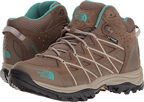 The North Face Storm III Mid WP Cub Brown/Crockery Beige 10.5