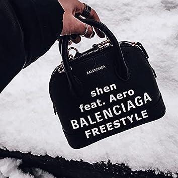 Balenciaga Freestyle (feat. Aero the Prophet)