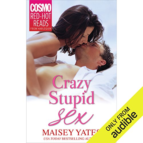 Crazy, Stupid Sex audiobook cover art