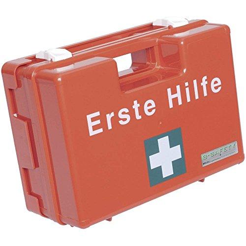 *LEINA-WERKE REF 21003 LEINA Erste-Hilfe-Koffer QUICK, Inhalt DIN 13157, orange,*
