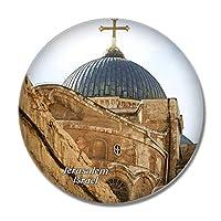 イスラエルイスラエル聖墳墓教会エルサレム冷蔵庫マグネットホワイトボードマグネットオフィスキッチンデコレーション