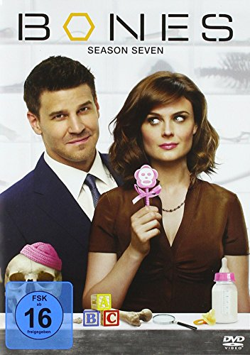 Bones - Season 7 (4 DVDs)