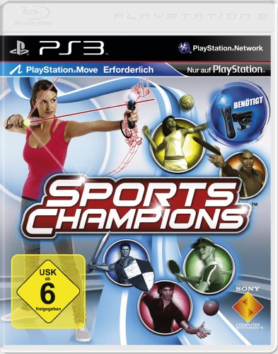 Sports Champions (Move) [Software Pyramide]