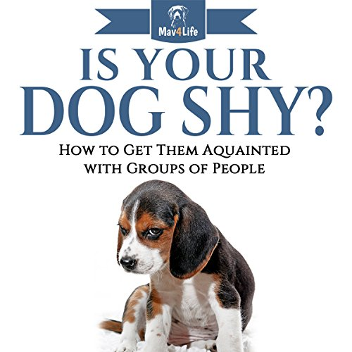 Is Your Dog Shy? audiobook cover art