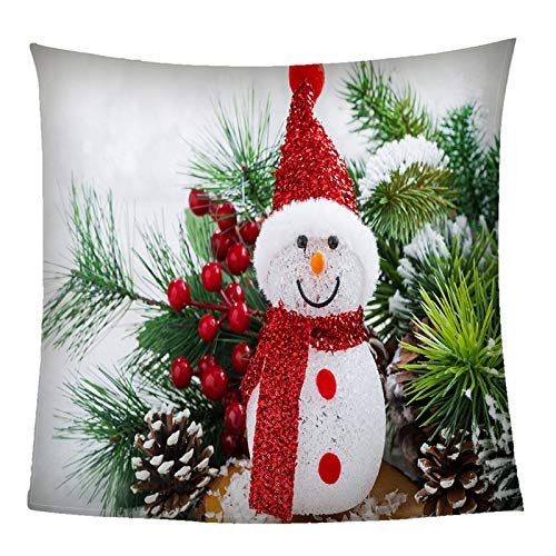 jieGorge Home Textiles Plush Blanket 3d Printing Home Blanket Christmas Decoration Indoor, for Christmas Day (Multicolor)