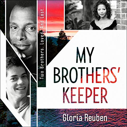My Brothers' Keeper audiobook cover art
