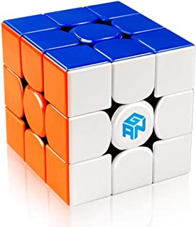 SnapX Gan 356 R 3x3 Speed Cube Stickerless GES V3 Puzzle