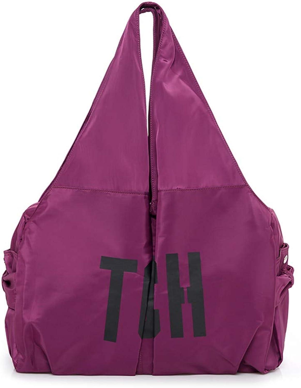 Lidoudou Tasche weibliche große Kapazität tragbare Mode Reise Umhängetasche Größe (32 cm hoch, 41 cm breit) Nylon Oxford Tuch B07NZDFY4H  Neue Sorten werden eingeführt