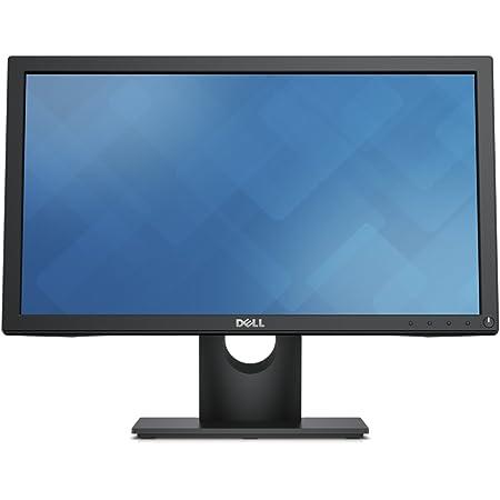 Dell E2016hv 50 8 Cm Monitor Schwarz Computer Zubehör