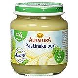 Alnatura Demeter Bio Pastinake pur,glutenfrei, 6er Pack (6 x 125 g)