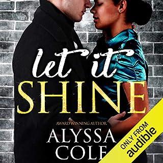 Let It Shine audiobook cover art