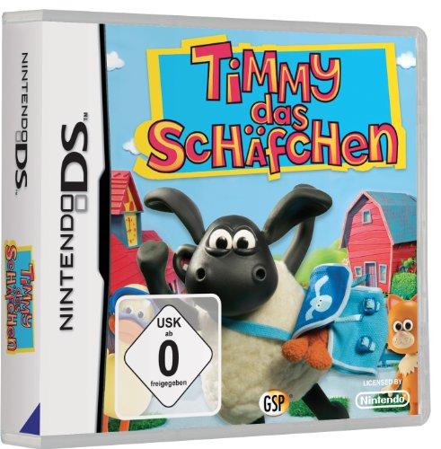 Timmy das Schäfchen - [Nintendo DS]