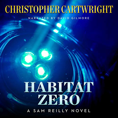 Habitat Zero audiobook cover art