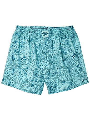 Lousy Livin Tropical Boxershorts (Large)