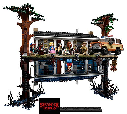 LEGO Stranger Things The Upside Down 75810 Building Kit (2,287 Pieces)