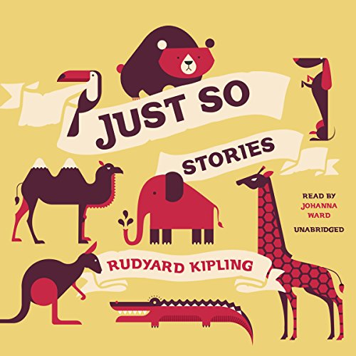 Couverture de Just So Stories