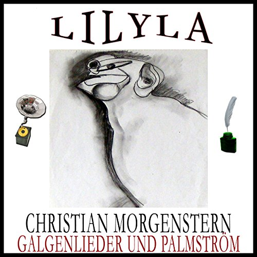 Galgenlieder und Palmström audiobook cover art
