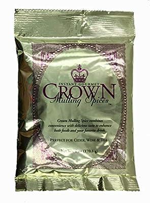 Crown Mulling Spice , 6 oz