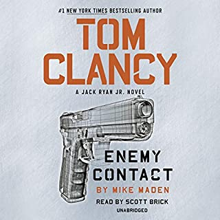 Tom Clancy Enemy Contact cover art