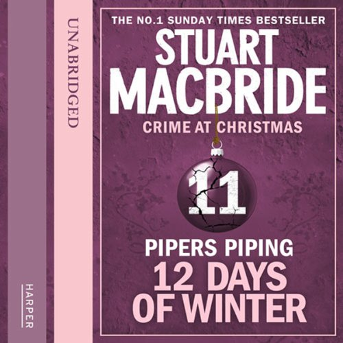 Twelve Days of Winter: Crime at Christmas - Pipers Piping audiobook cover art