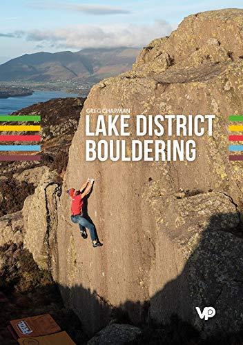 Lake District Bouldering - The LakesBloc guidebook