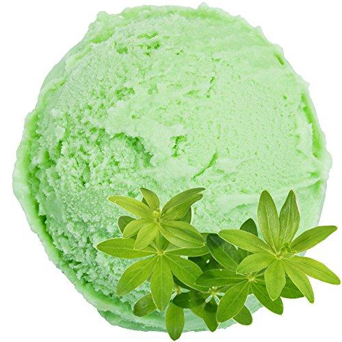 Waldmeister Geschmack 1 Kg Gino Gelati Eispulver für Speiseeis Softeispulver Speiseeispulver