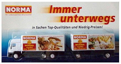 Unbekannt Norma Nr.01 - Backwaren & Käse - Iveco Eurostar - Hängerzug