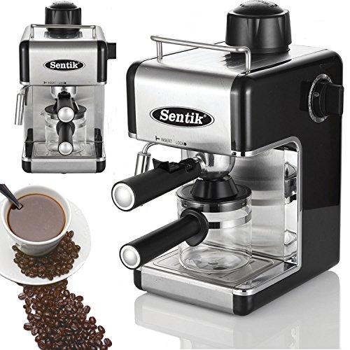 Cafetera de espresso o capuchino
