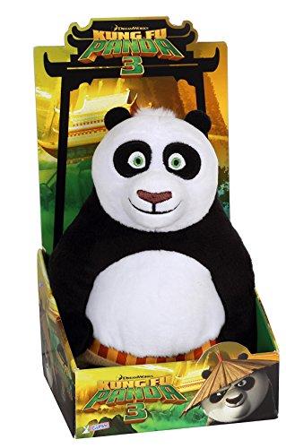 Gipsy 070641 - Peluche di Po (Kung Fu Panda), 25 cm, colore: multicolore