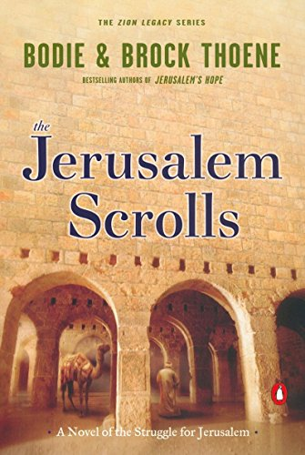 The Jerusalem Scrolls