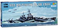 Trumpeter 1/700 USS Baltimore CA68 Heavy Cruiser 1944 Model Kit by Trumpeter