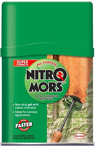 Nitromors All Purpose Paint and Varnish Remover Ref 1985778,...