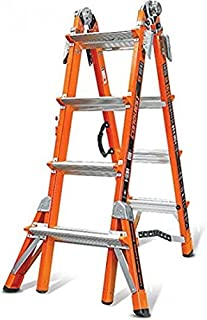 Little Giant, 15144, Multipurpose Ladder, 17 Ft, Ia, Fiberglass