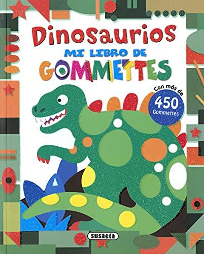 Dinosaurios (Mi libro de gommettes)