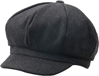 MIOIM Kids Vintage Panel Cabbie Beret Cap Newsboy Peaked Beret Hat 1-6 Years