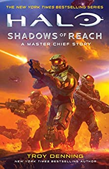 Halo: Shadows of Reach: A Master Chief Story by [Troy Denning]
