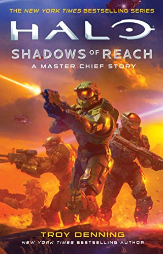 Halo: Shadows of Reach: A Master Chief Story (English Edition)