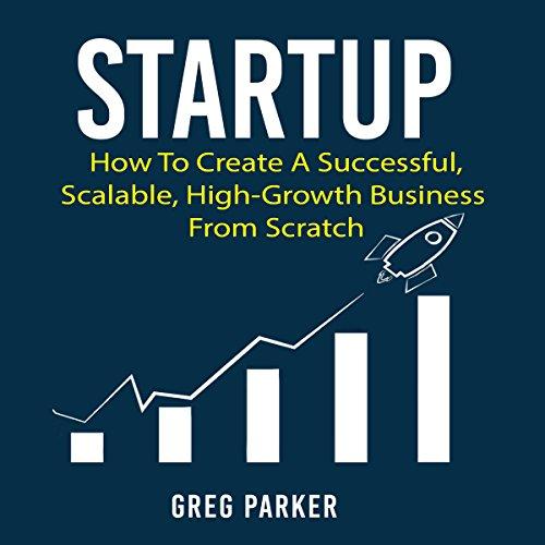 Startup cover art