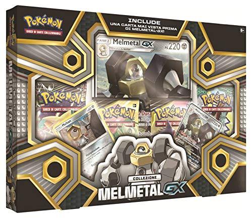 The Pokemon Company Pokemon Set Melmetal Box Carte Collezionabili, Multicolore, 0820650309472