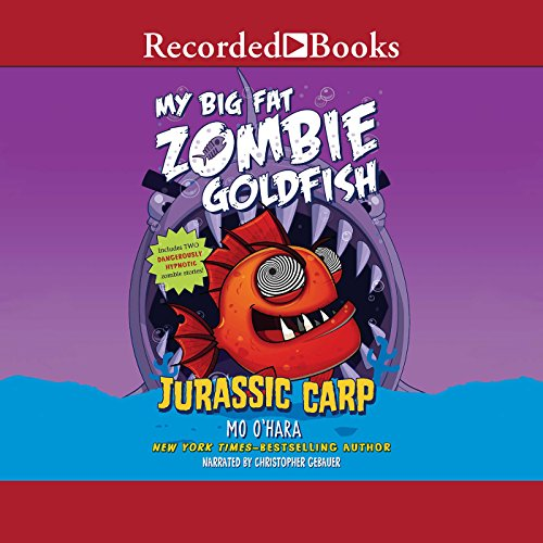 Jurassic Carp audiobook cover art
