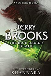 Cover of The High Druid's Blade