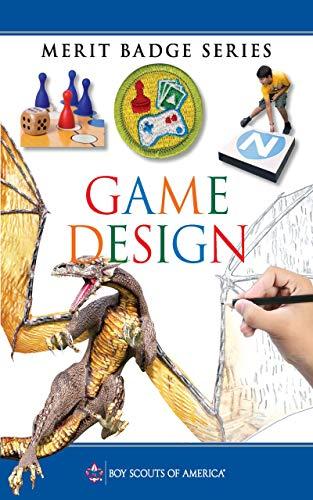 Game Design Merit Badge Brochure (English Edition)